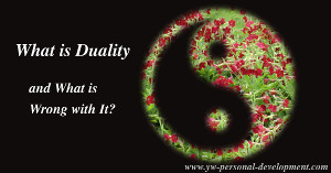 What does duality mean, and what is wrong with it?
